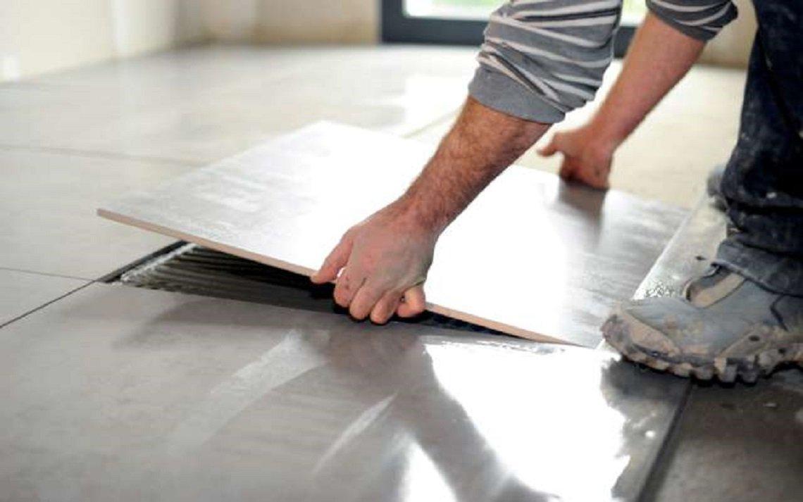 Tile Laying